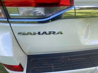 2020 Toyota Landcruiser VDJ200R Sahara White 6 Speed Automatic Wagon