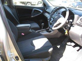 2007 Toyota RAV4 ACA33R CV (4x4) Gold 4 Speed Automatic Wagon