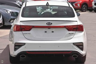 2021 Kia Cerato BD MY21 GT DCT White 7 Speed Sports Automatic Dual Clutch Sedan.