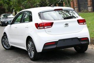 2021 Kia Rio YB MY21 Sport Clear White 6 Speed Automatic Hatchback.