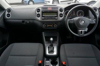 2010 Volkswagen Tiguan 5N MY11 125TSI DSG 4MOTION Wild Cherry Red 7 Speed