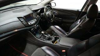 2016 Holden Commodore VF II MY16 SS Black Phantom 6 Speed Manual Sedan