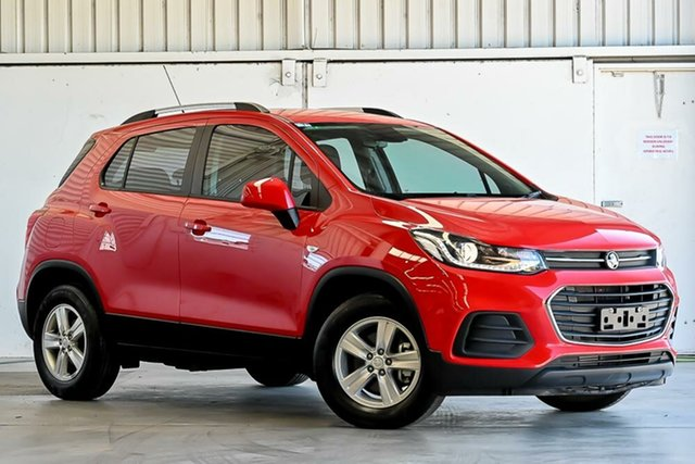 Used Holden Trax TJ MY17 LS Laverton North, 2017 Holden Trax TJ MY17 LS Red 6 Speed Automatic Wagon