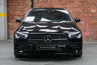 2020 Mercedes-Benz CLA-Class C118 800+050MY CLA250 D-CT 4MATIC Cosmos Black 7 Speed.