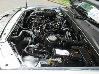 2016 Volkswagen Amarok 2H MY16 TDI340 4x2 Silver 6 Speed Manual Utility