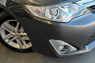 2013 Toyota Camry AVV50R Hybrid HL Grey 1 Speed Constant Variable Sedan Hybrid.