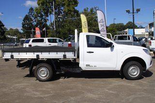 2015 Nissan Navara D23 DX 4x2 Polar White 6 Speed Manual Cab Chassis
