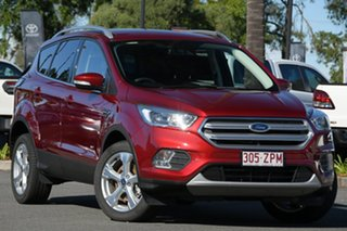 2019 Ford Escape ZG 2019.75MY Trend Red 6 Speed Sports Automatic Dual Clutch SUV.