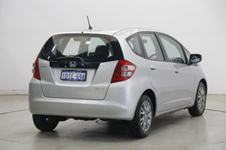 2010 Honda Jazz GE MY10 VTi Vibe Silver 5 Speed Manual Hatchback