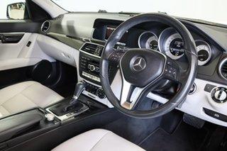 2012 Mercedes-Benz C-Class W204 MY13 C250 BlueEFFICIENCY 7G-Tronic + Avantgarde Grey 7 Speed