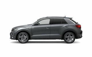 2021 Volkswagen T-ROC A1 MY21 140TSI DSG 4MOTION Sport Grey 7 Speed Sports Automatic Dual Clutch.