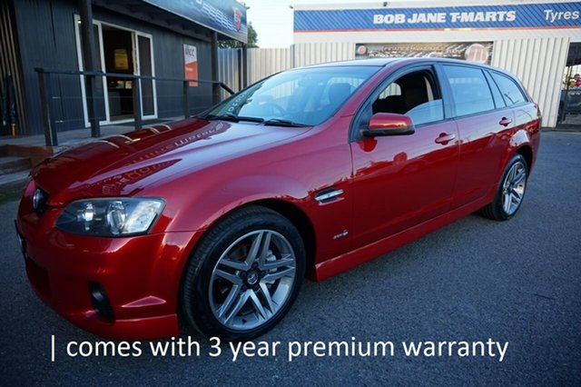 Used Holden Commodore VE II SV6 Sportwagon Dandenong, 2011 Holden Commodore VE II SV6 Sportwagon Sizzle 6 Speed Sports Automatic Wagon
