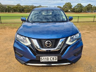 2021 Nissan X-Trail T32 MY21 ST X-tronic 2WD Marine Blue 7 Speed Constant Variable Wagon