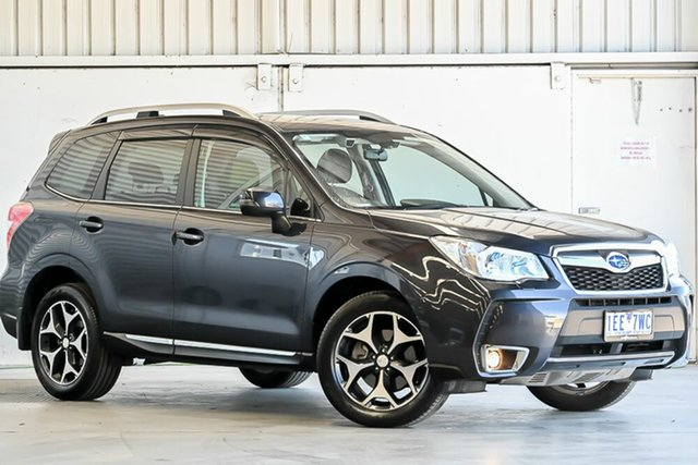 Used Subaru Forester S4 MY15 XT CVT AWD Premium Laverton North, 2015 Subaru Forester S4 MY15 XT CVT AWD Premium Grey 8 Speed Constant Variable Wagon