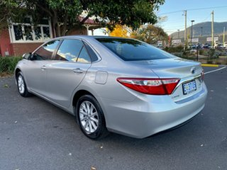 2015 Toyota Camry AVV50R Hybrid H Silver 1 Speed Constant Variable Sedan Hybrid