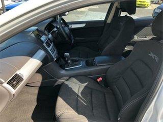 2009 Ford Falcon FG XR6 Silver 5 Speed Sports Automatic Sedan