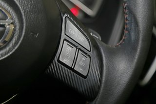 2015 Mazda 3 BM5238 SP25 SKYACTIV-Drive Soul Red 6 Speed Sports Automatic Sedan