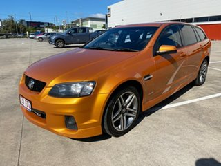 2011 Holden Commodore VE II SV6 Gold 6 Speed Automatic Sportswagon