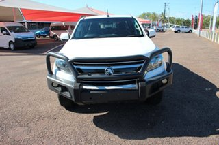 Holden Colorado RG MY17 LS Pickup Crew Cab White 6 Speed Automatic Crew Cab P/Up.