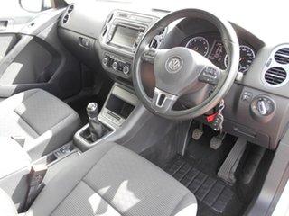 2014 Volkswagen Tiguan 5N MY14 118TSI 2WD Reflex Silver 6 Speed Manual Wagon.
