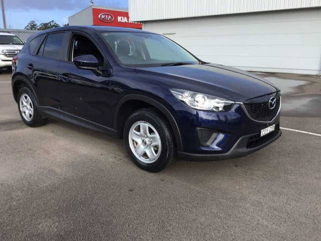 Used Mazda CX-5 KE1071 MY13 Maxx SKYACTIV-MT Cardiff, 2013 Mazda CX-5 KE1071 MY13 Maxx SKYACTIV-MT Blue 6 Speed Manual Wagon
