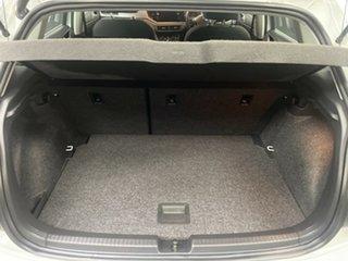 2017 Volkswagen Polo AW MY18 70TSI Trendline White 5 Speed Manual Hatchback