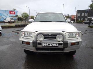 2003 Mazda Bravo B2500 DX Bravo Plus White 5 Speed Manual Utility