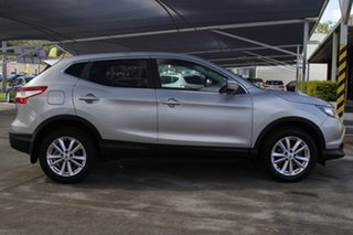 2015 Nissan Qashqai J11 TS Grey 1 Speed Constant Variable Wagon.