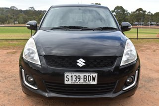 2014 Suzuki Swift FZ MY14 GL Navigator Black 5 Speed Manual Hatchback