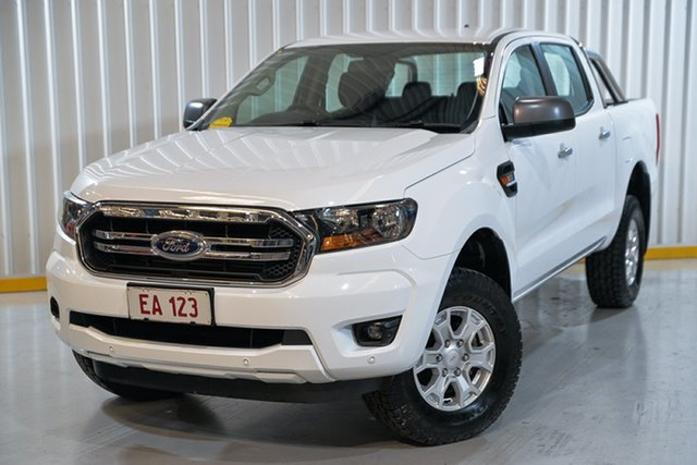 Used Ford Ranger PX MkIII 2019.00MY XLS Hendra, 2018 Ford Ranger PX MkIII 2019.00MY XLS White 6 Speed Sports Automatic Utility
