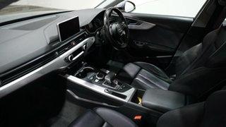 2016 Audi A4 B9 8W MY16 Sport S Tronic Monsoon Grey 7 Speed Sports Automatic Dual Clutch Sedan