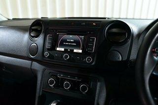 2015 Volkswagen Amarok 2H MY15 TDI420 4Motion Perm Trendline Black 8 Speed Automatic Utility