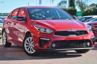 2021 Kia Cerato BD MY21 S Red 6 Speed Sports Automatic Hatchback.