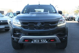 2018 Holden Special Vehicles Colorado RG MY18 SportsCat+ Pickup Crew Cab Grey 6 Speed