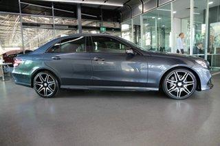 2016 Mercedes-Benz E-Class W212 806MY E400 7G-Tronic + Grey 7 Speed Sports Automatic Sedan