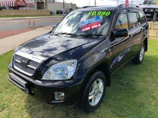 2012 Chery J11 T1X 2WD Black 5 Speed Manual Wagon
