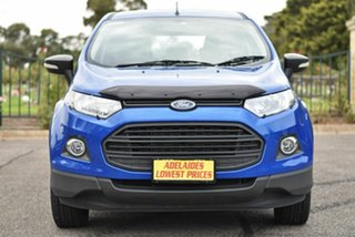 2013 Ford Ecosport BK Ambiente PwrShift Blue 6 Speed Sports Automatic Dual Clutch Wagon.