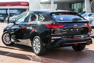 2021 Kia Cerato BD MY21 S Black 6 Speed Sports Automatic Hatchback.