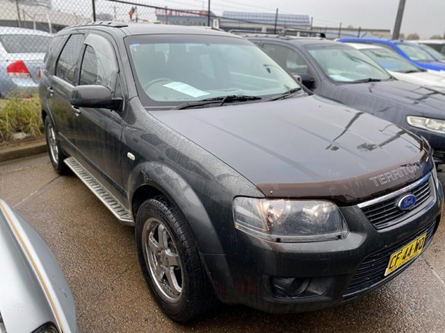 Used Ford Territory SY MkII TX Wickham, 2009 Ford Territory SY MkII TX Grey 4 Speed Sports Automatic Wagon