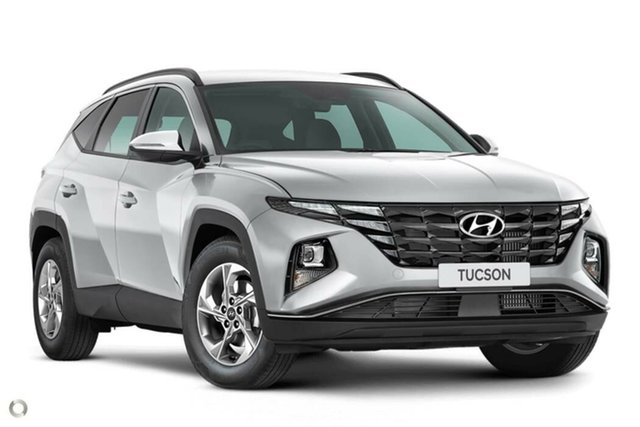 New Hyundai Tucson NX4.V1 MY22 2WD Nailsworth, 2021 Hyundai Tucson NX4.V1 MY22 2WD Buran Silver 6 Speed Automatic Wagon