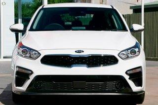 2021 Kia Cerato BD MY21 Sport+ White 6 Speed Sports Automatic Hatchback.