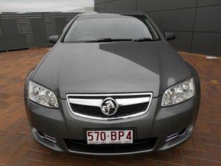 2011 Holden Commodore VE II MY12 Equipe Grey 6 Speed Sports Automatic Sedan