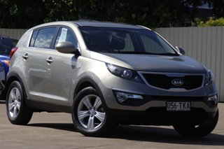2013 Kia Sportage SL Series II MY13 SI Champagne 6 Speed Sports Automatic Wagon
