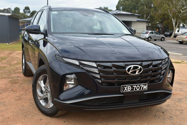 Demo Hyundai Tucson NX4.V1 MY22 (FWD) St Marys, 2021 Hyundai Tucson NX4.V1 MY22 (FWD) Deep Sea Blue 6 Speed Automatic Wagon