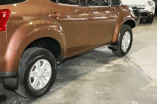 2015 Isuzu MU-X MY15 LS-M Rev-Tronic 4x2 Bronze 5 Speed Sports Automatic Wagon