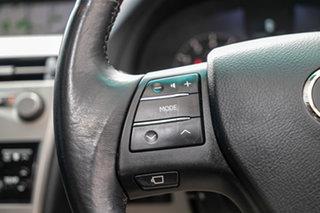 2009 Lexus RX GGL15R RX350 Sports Luxury White 6 Speed Sports Automatic Wagon