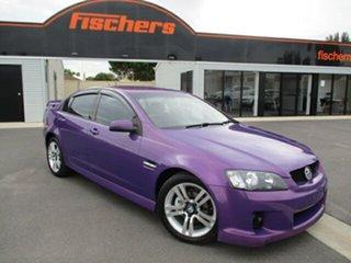 2008 Holden Commodore VE MY09 SV6 Purple 5 Speed Sports Automatic Sedan.