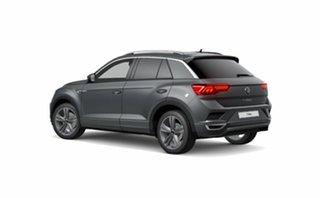 2021 Volkswagen T-ROC A1 MY21 140TSI DSG 4MOTION Sport Grey 7 Speed Sports Automatic Dual Clutch.