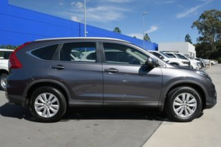2015 Honda CR-V RM Series II MY16 VTi 4WD Modern Steel 5 Speed Sports Automatic Wagon.