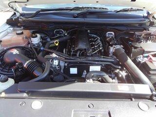 2012 Ford Ranger PX XL 3.2 (4x4) White 6 Speed Manual Super Cab Utility